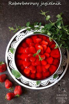 Jagielnik rabarbarowy | Kulinarne przygody Gatity - przepisy pełne smaku
