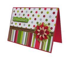 Christmas designer Handmade Cards Designs Ideas