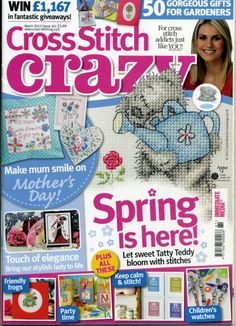 Cross Stitch Crazy  Issue 161 March 2012 Saved