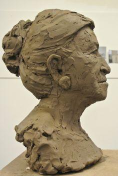 Decals For Porcelain China Sculpture Head, Human Sculpture, Sand Sculptures, Lion Sculpture, Statues, Ceramic Sculpture Figurative, Buddha Wall Art, Sculpting Tutorials, Charcoal Portraits