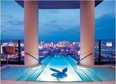 Hugh Hefner Sky Villa @ Palms Las Vegas $40,000