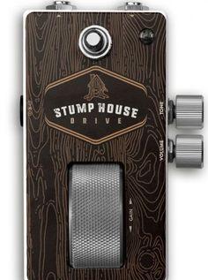 Classic Audio Effects - Stumphouse Drive Pedal