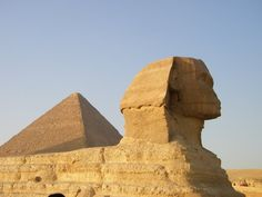 Jonathan's lifelong dream. Egypt