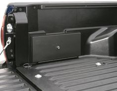 This 16-gauge steel security box replaces the plastic factory storage unit…