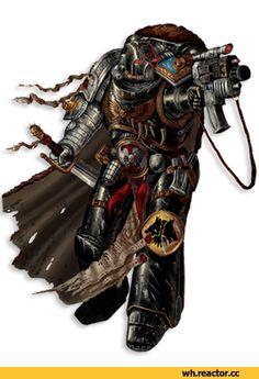 Warhammer 40000,warhammer40000, warhammer40k, warhammer 40k, ваха, сорокотысячник,фэндомы,Space Wolves,death watch