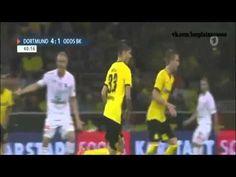 Borussia Dortmund vs Odds BK 7-2 All Goals 2015 - YouTube