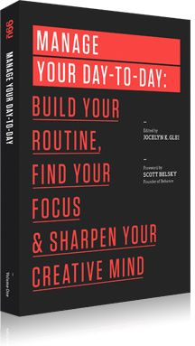 Manage Your Day-to-Day-- on the to-read list