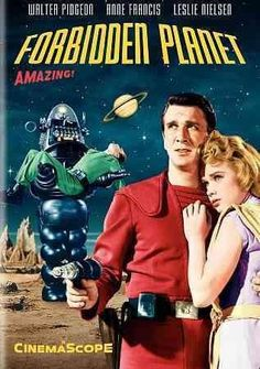 Shakespeare's THE TEMPEST is transformed in this landmark science-fiction film. Spacemen travel to a planet ruled by Dr. Edward Morbius (Walter Pidgeon), who has built a kingdom with his daughter and