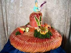R sultat de recherche d 39 images pour presentation de plat - Decoration de buffet froid ...