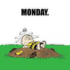 Monday-Snoopy