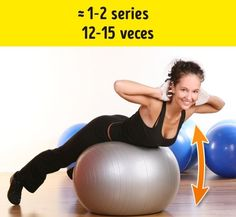 7 Effective Exercises to Get Rid of Folds on Your Back and Sides - Healthy Life Dream Back Lift, Bow Pose, Stability Ball, Back Muscles, Womens Workout Outfits, Tone It Up, Aerobics, Physical Activities, Rid