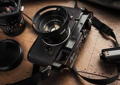 I love my leica - perspectivia-fr:   Ode to a Legend – The Leica M4