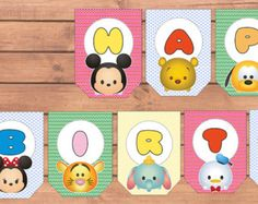 150 TSUM TSUM DISNEY CHARACTER DIGITAL FILES  GOOD FOR BIRTHDAY BANNERS, PRINT ON TEE, PERSONALISE PARTY GAMES, ETC.  ★ WHAT YOU WILL RECEIVE ★ - You will receive 150 high resolution print-ready PNG files after receipt of payment - NO PHYSICAL ITEM WILL BE SHIPPED.  ★ CUSTOM ORDER ★ If you would like to purchase certain characters from this list, please convo me.  ★ COLOR VARIATIONS ★ Please note that printed colors may vary slightly from what you see on your computer monitor.  ★ TERMS OF…