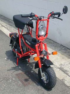 Small Motorcycles, Drift Trike, Motor Scooters, 3rd Wheel, Mini Bike, Motorcycle Bike, Bike Design, Go Kart, Custom Bikes