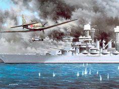 Cuadros y láminas aviación Segunda Guerra Mundial