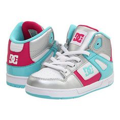 DC Shoes For Girls | DC Shoes DC Kids Rebound Girls Shoes - Multi - Reviews & Prices ...