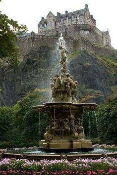 Edenburg Castle