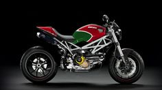 Monster Bike, Monster 1100, Ducati Monster 821, Ducati 796, Ducati Cafe Racer, Custom Motorcycles, Custom Bikes, Cars And Motorcycles, Bobber