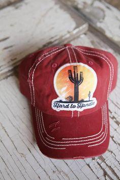 HARD TO HANDLE CAP - Junk GYpSy co.