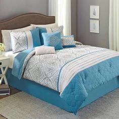 Painting of Home Design Down Alternative Comforter | Bedroom Design ...