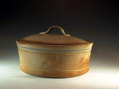 Functional Pottery by Lori Buff, via Behance