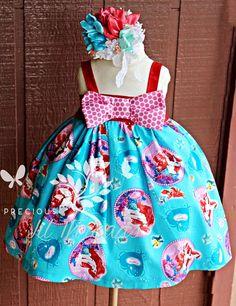 Baby Girls Toddler Girls Girls Dress Little by PreciousLilThreads