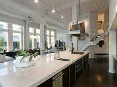 contemporary interior design broadway loft living