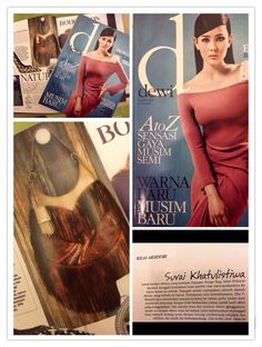 dewi Magazine March 2014 Edition Proud as PRibuMI...®