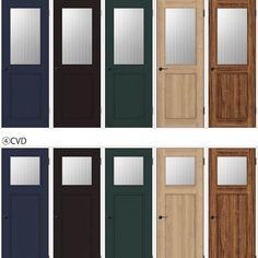 リノベーション/リクシル/中古マンション/LIXIL/リクシルのドア/VINTIA...などのインテリア実例 - 2017-04-20 14:22:19   RoomClip (ルームクリップ) Wooden Doors, Home Renovation, Garage Doors, House Design, Interior, Outdoor Decor, Modern, Room, Furniture