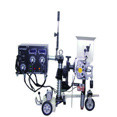 	Scratch and direct start methods 	CC/CV mode for CC/CV characteristic welding machine 	Preset of welding parameter 	Travel mode: manual and automatic 	Wire feed control box and tractor control box can be assembled separately  	User-friendly