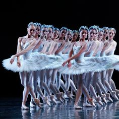 Swan Lake - The Australian Ballet-the fact that they're Aussies makes this even better!