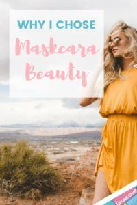 Why I Chose Maskcara Beauty| Artist Opportunity| Work From Home Flexible Real Job!