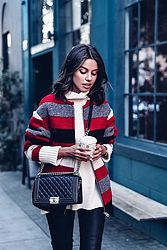 This Blogger Shows Us How to Be Cozy and Chic