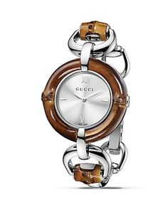 Gucci Bamboo Collection Watch, 35mm   Bloomingdale's