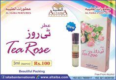 Al-Taiba Non-Alcoholic Perfumes