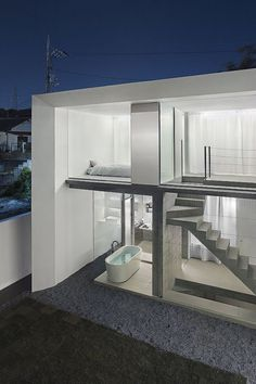 U-HOUSE by Katsufumi Kubota