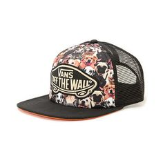 Vans x ASPCA Beach Girl Dog Trucker Hat e7afec299b