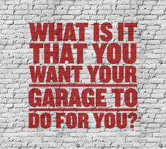 Don't worry, you don't have to toss out everything of the garage to make room for your car. It is possible to have space for your vehicle as well as space for the things that matter. Garage Organization, Organising, Everything, Saving Money, Vehicle, Space, Car, Room, How To Make