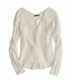 AE Double V Sweater