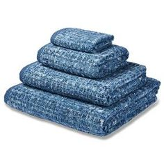Regeneration Indigo Towel