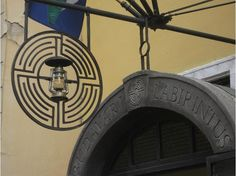 Budapest Labyrinth under Buda Castle - maybe it'll be open and maybe not...