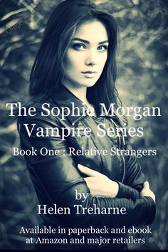 It's the 1st of the month, December is officially here. To kick off day one in our vampire advent calendar, we've got an image of the lovely Sophie Morgan, heroine and focal point of my urban fanta...