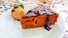 Vegspiration - Blog de inspiración vegana: Tarta de zanahoria vegana