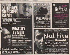 Time Out Magazine Chris Shields, Time Out Magazine, Carole King, The Beatles, Singer, Concert, Singers, Concerts, Beatles
