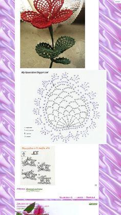 Flowers pattern * 1 of 3