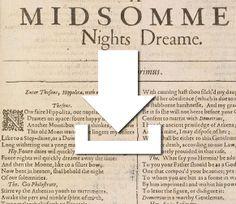 The Bodleian First Folio digitized!