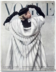 Vogue (Paris) 1950 Novembre, Photo Irving Penn, Jacques Fath, Tom Keogh, Colette, Associated Haute Couture Fabrics