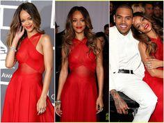 Ma ti sei vista?: Pagelle dei Grammys 2013 cioè di quel giorno in cui Rihanna si vestì bene