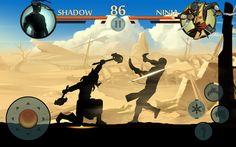 SHADOW FIGHT 2 descubriendo juegos de Facebook - Sibohan - Tecnologia al Dia