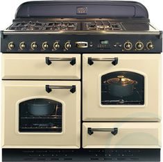 Freestanding Falcon Gas Oven/Stove CLAS110NGFCR-BR